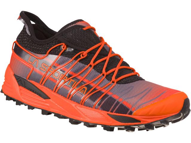 febaa6156456 La Sportiva Mutant scarpe da corsa Uomo, tangerine/carbon su Addnature
